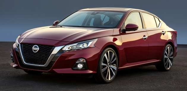 43 A Nissan Teana 2020 Redesign And Review