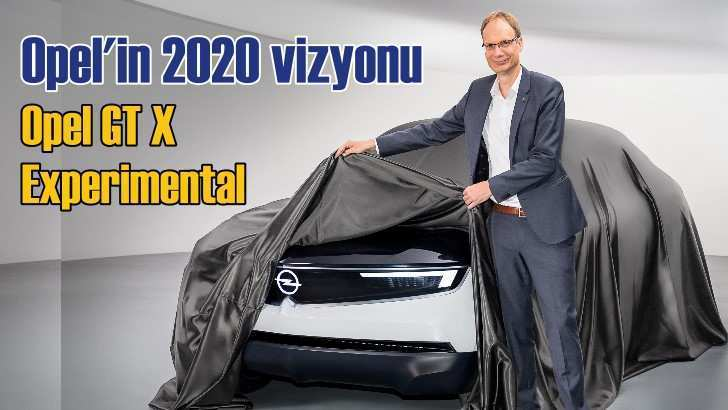 43 A Opel Gt X 2020 Price And Release Date