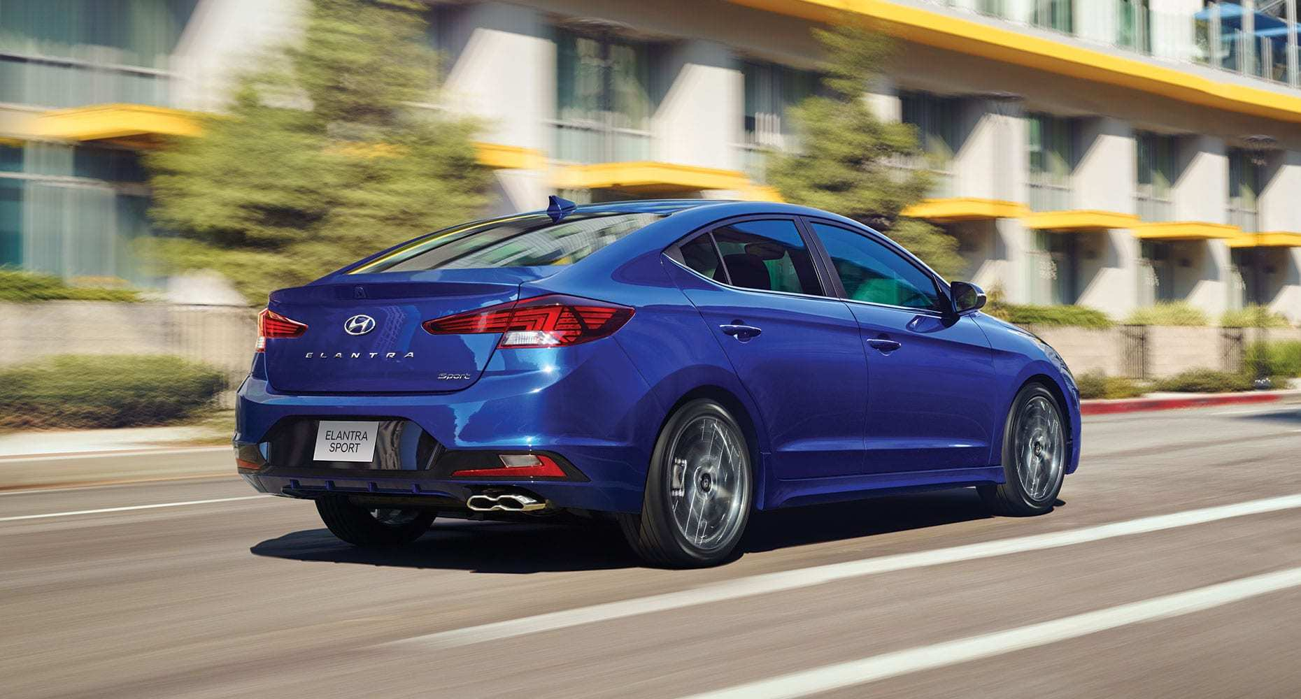 43 All New 2019 Hyundai Elantra Sport Review