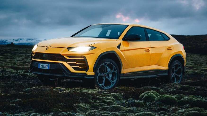 43 All New 2019 Lamborghini Urus Review Exterior And Interior