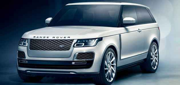43 All New 2019 Land Rover Style