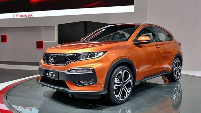43 All New Honda Hrv 2020 Redesign Review