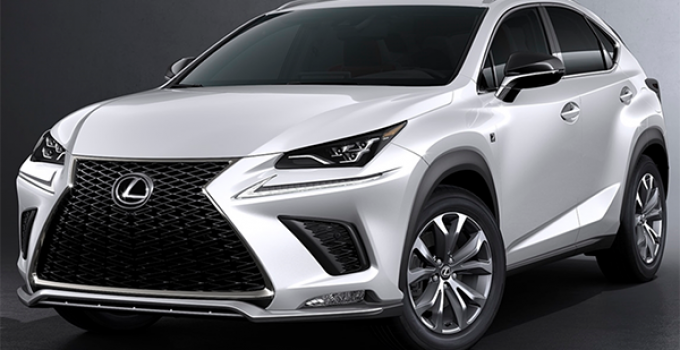 43 All New Lexus Nx 2020 Review