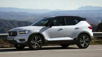 43 All New Volvo Electric Suv 2020 First Drive