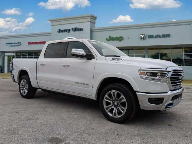 43 Best 2019 Dodge 1500 Laramie Longhorn Configurations
