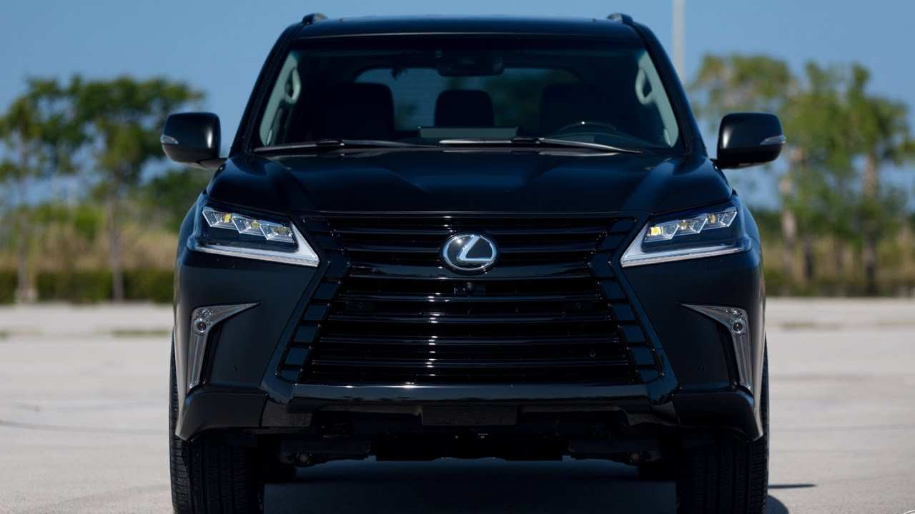 43 Best 2019 Lexus Lx 570 Release Date Concept And Review