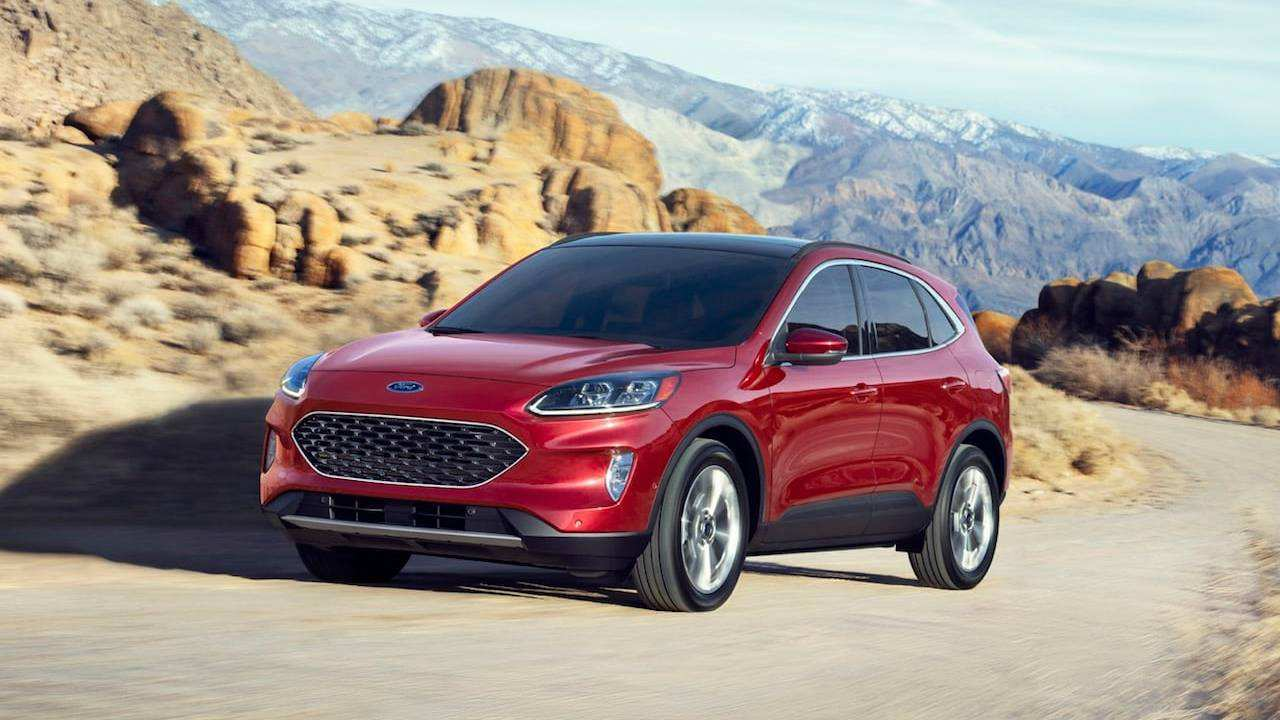 43 Best 2020 Ford Crossover Prices