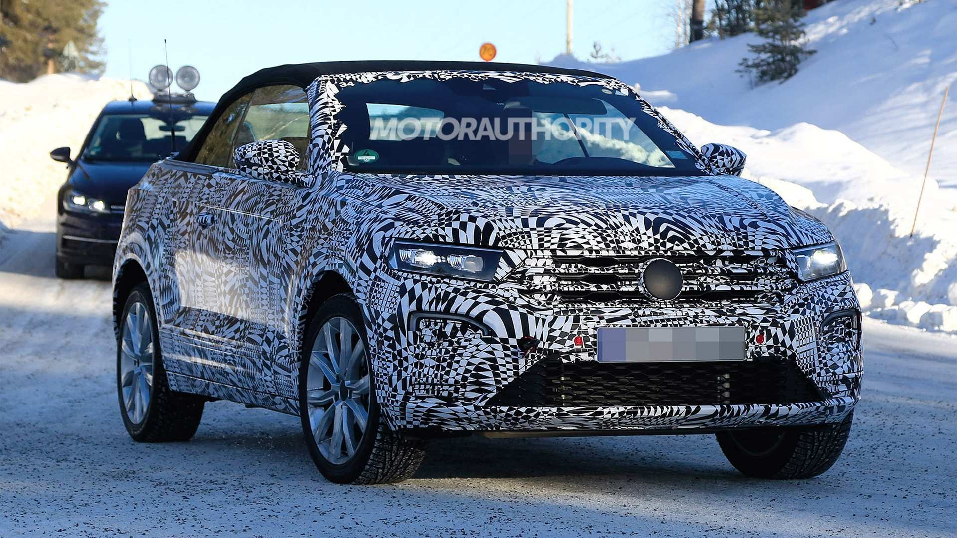 43 Best Volkswagen T Roc Cabrio 2020 Concept And Review