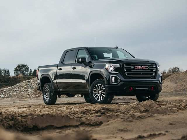 43 New 2019 Gmc 1500 Specs Review And Release Date