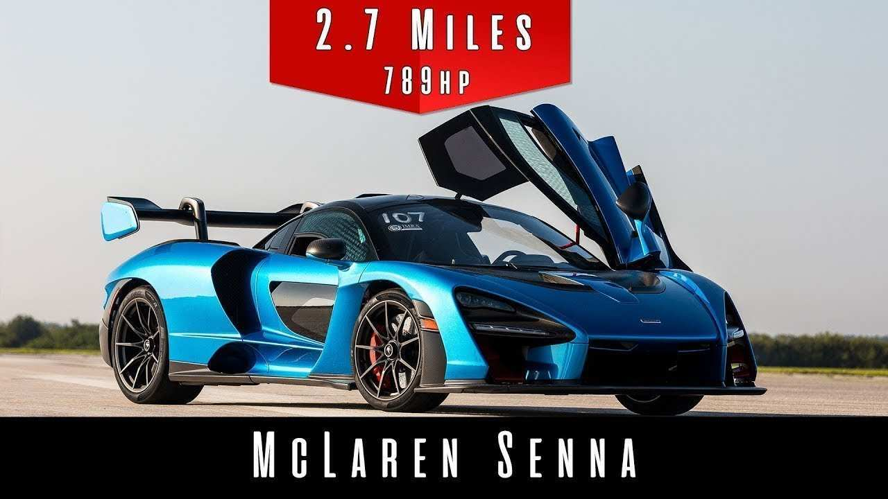 43 New 2019 Mclaren Top Speed Review And Release Date