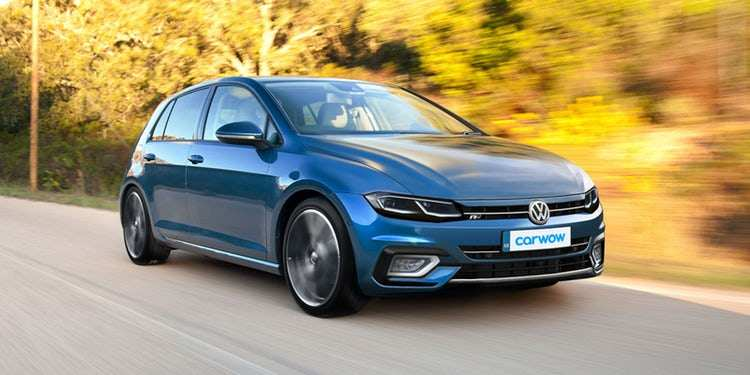 43 New 2020 Volkswagen Golf Mk8 Redesign And Review