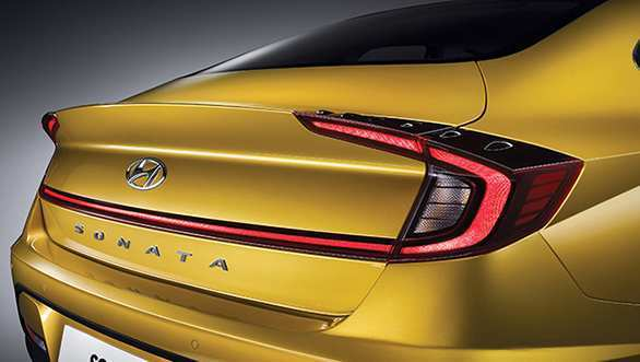 43 New Hyundai Sonata 2020 Price In India Spy Shoot
