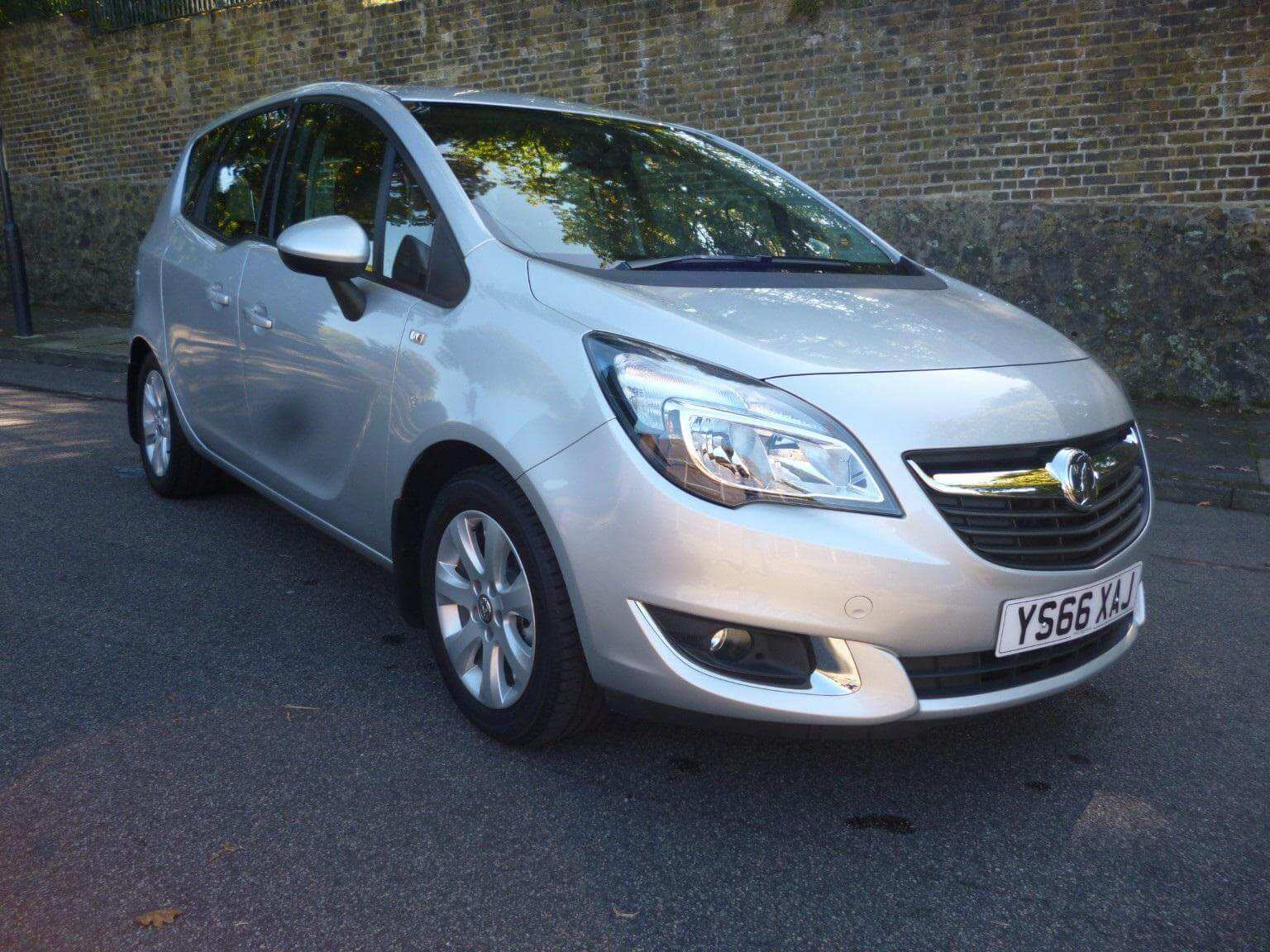 43 New Opel Meriva 2020 Specs And Review