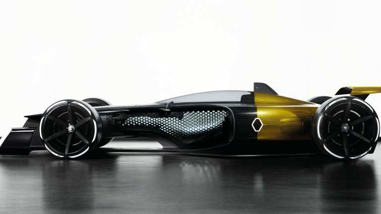 43 New Renault 2020 F1 Overview