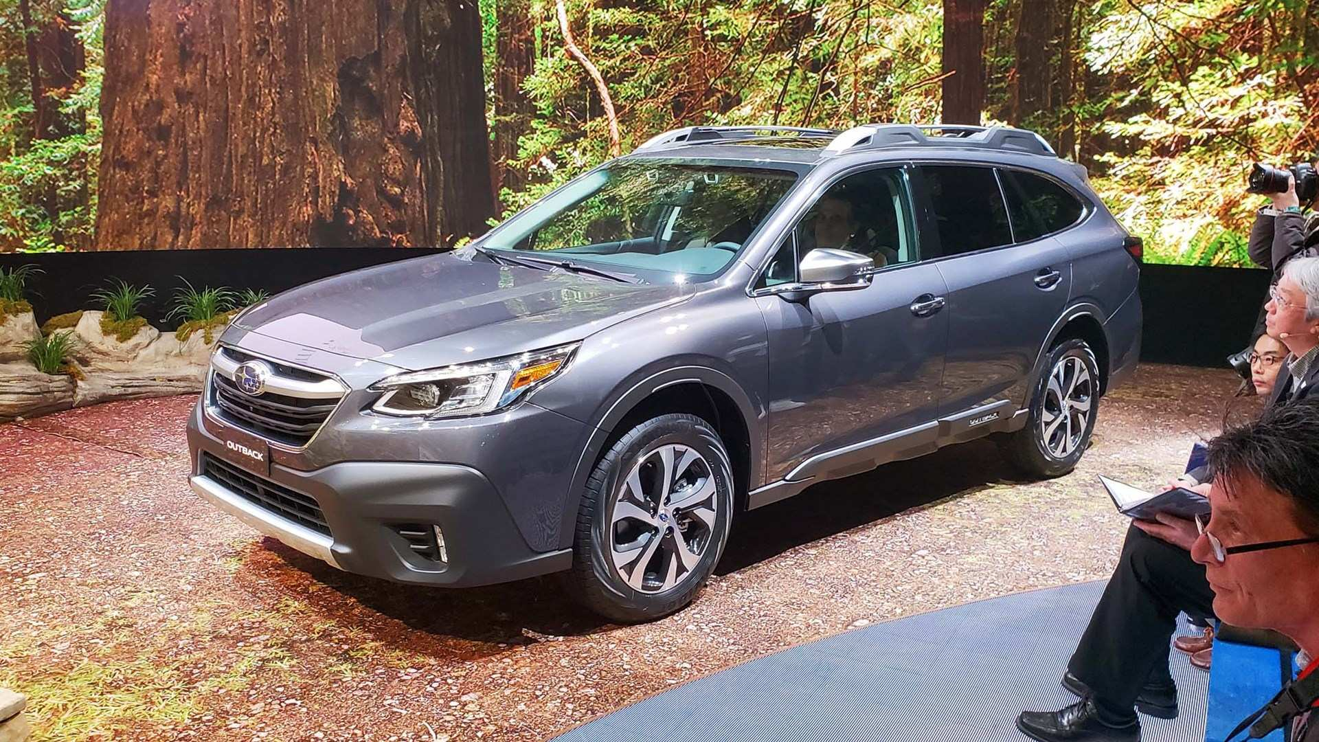 43 New Subaru Outback 2020 Release Date Overview