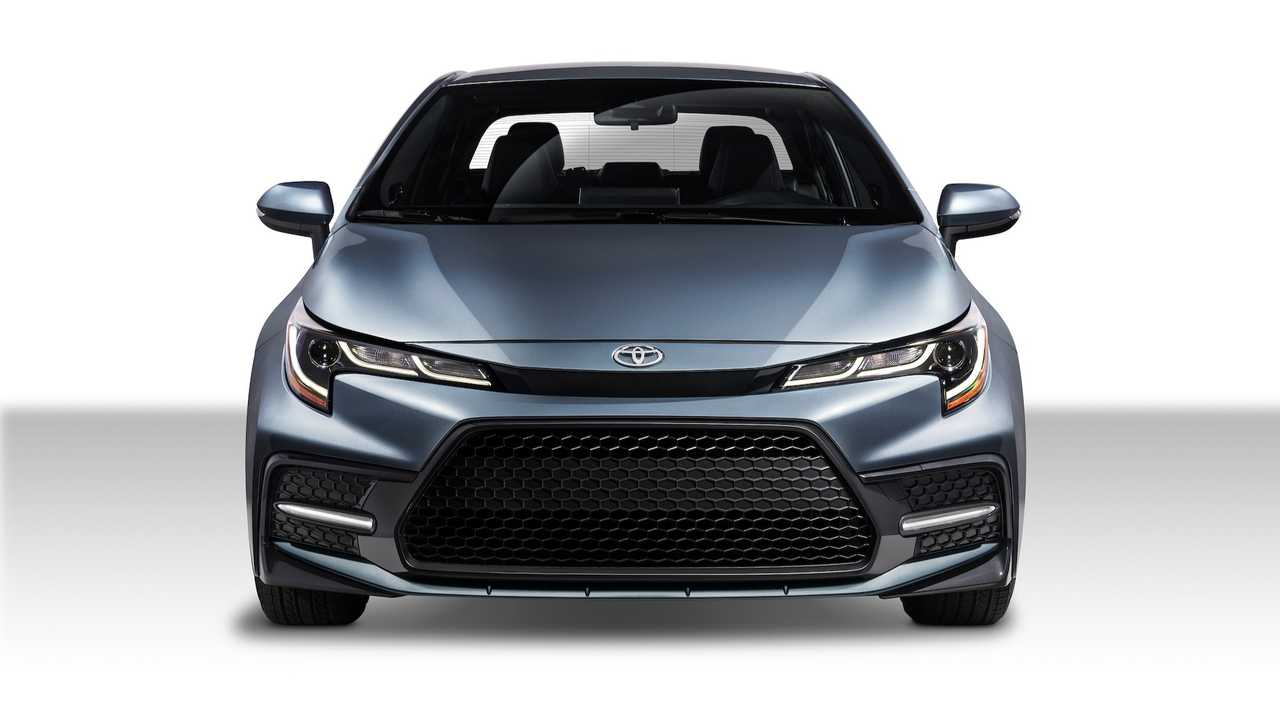 43 New Toyota Corolla 2020 Japan Style
