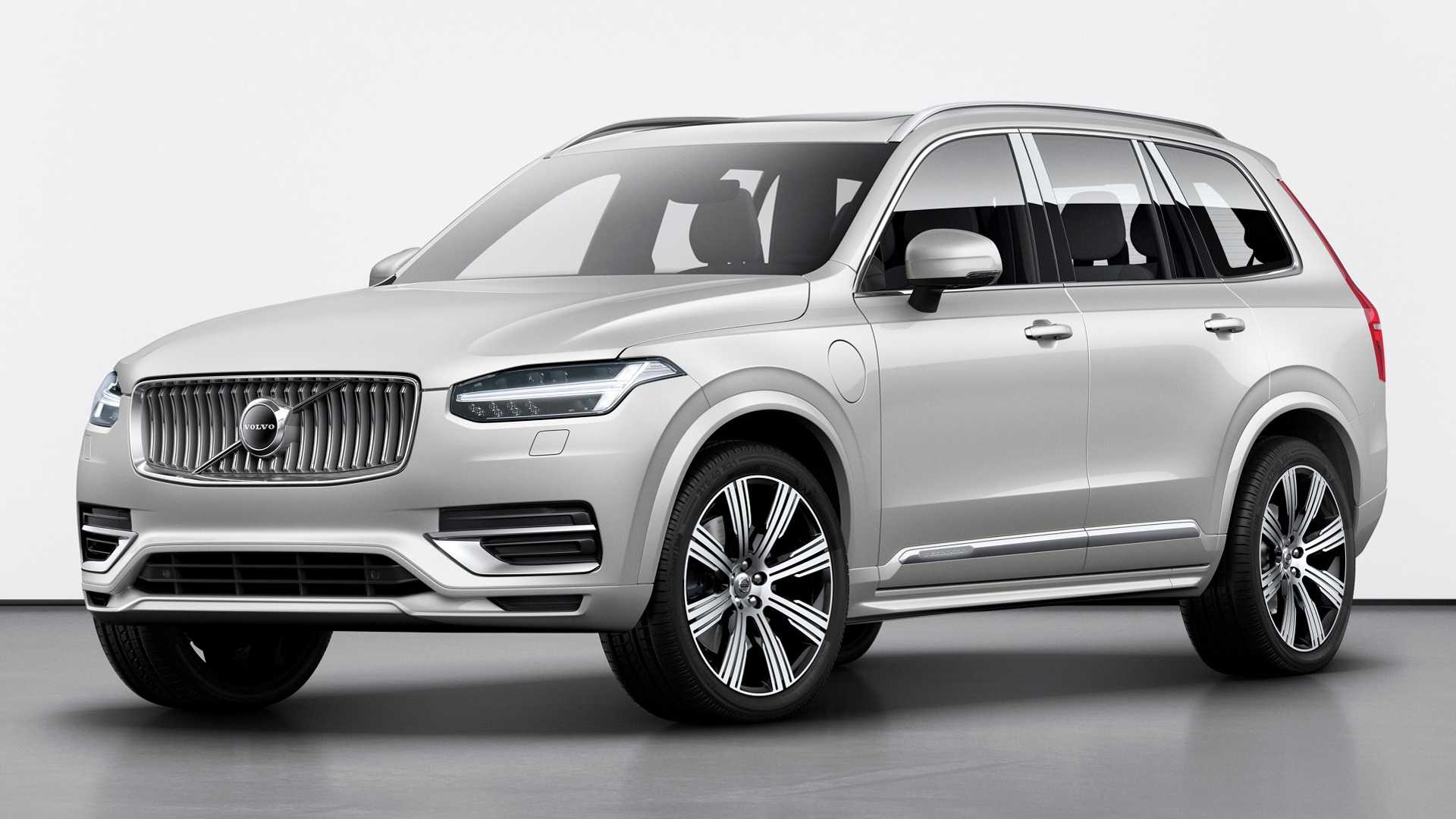 43 New Volvo Facelift 2020 Redesign And Concept