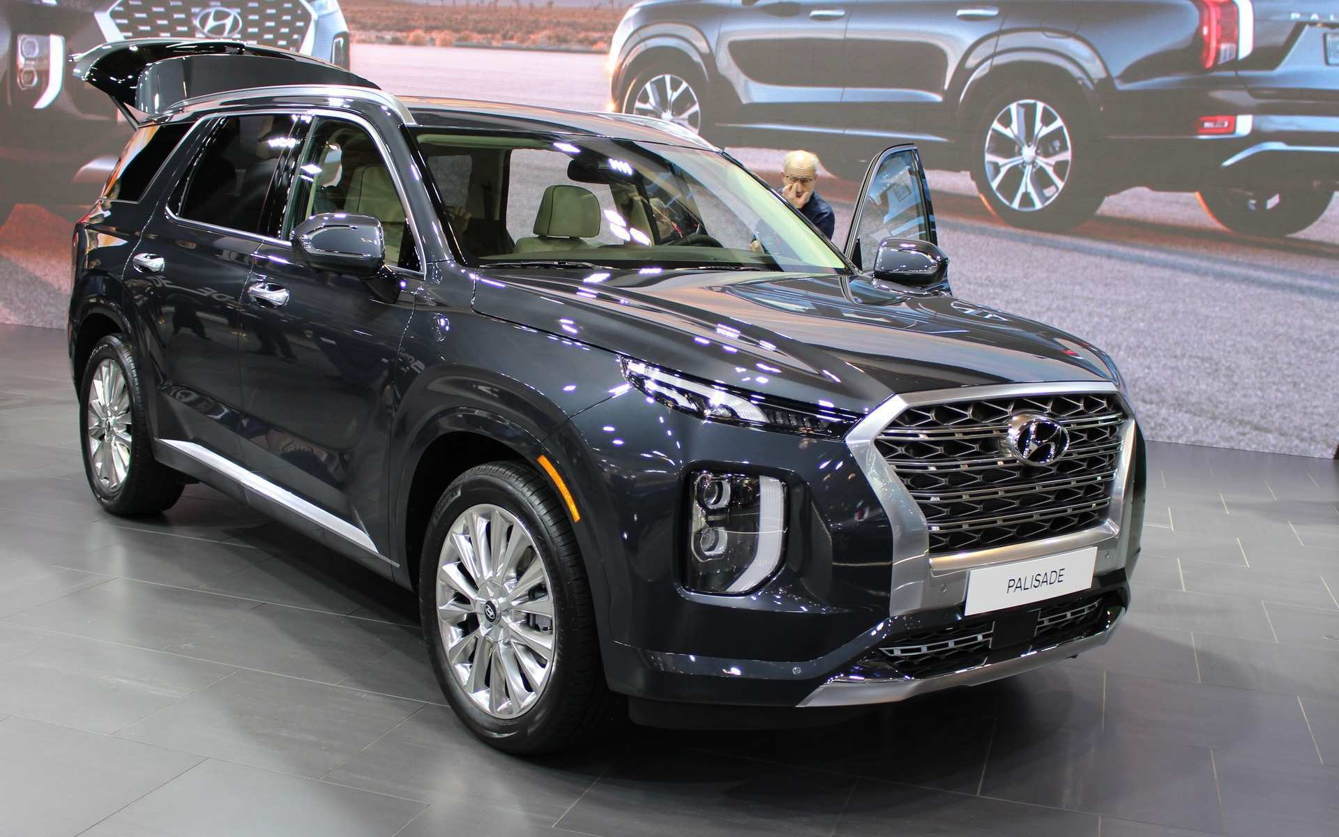 43 New When Will The 2020 Hyundai Palisade Be Available Price And Release Date