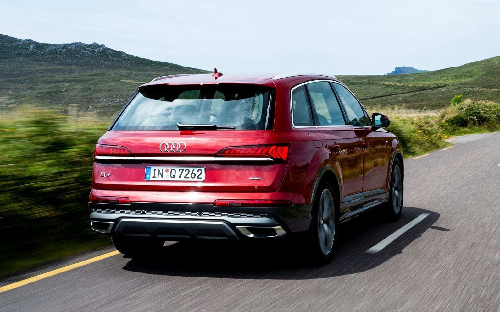 43 The 2019 Audi Q7 Facelift Reviews