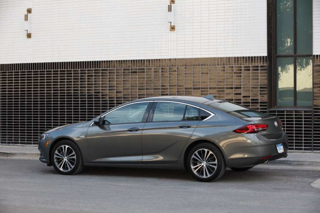 43 The 2019 Buick Sportback New Model And Performance
