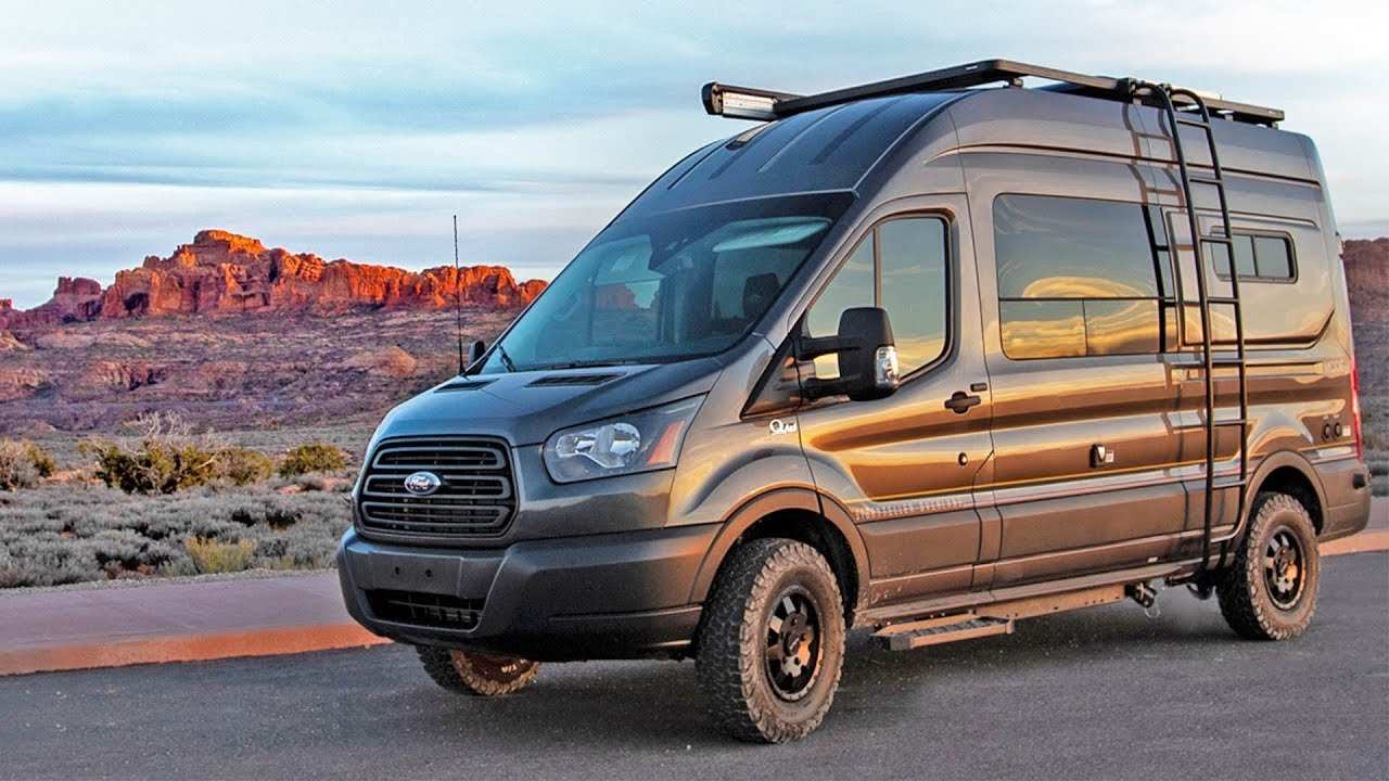 43 The 2019 Ford Transit Awd Redesign And Review