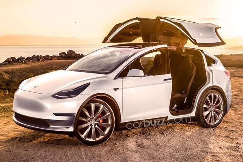 43 The 2019 Tesla Model Y Style