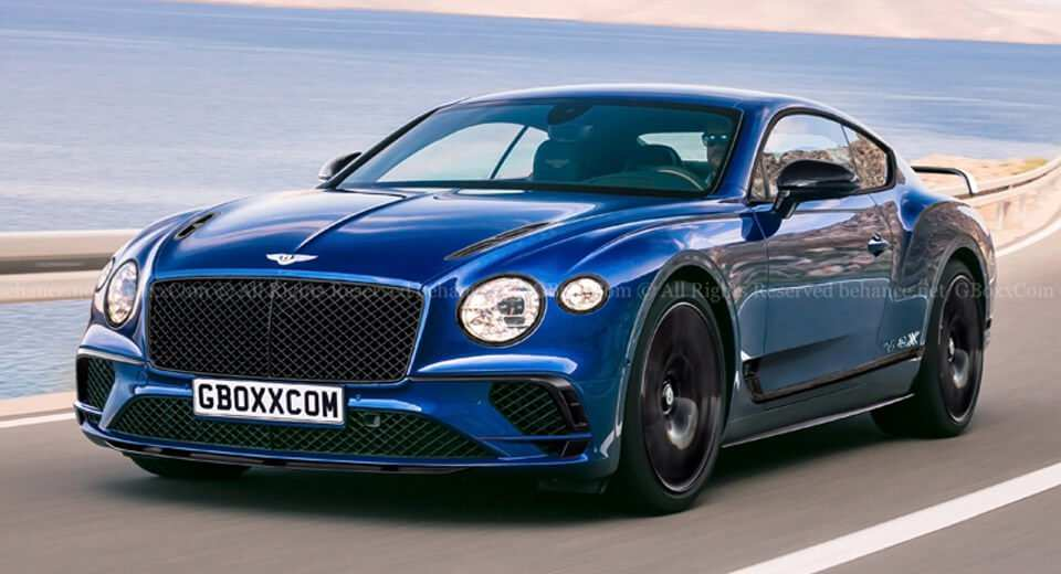 43 The Best 2019 Bentley Supersport Spy Shoot