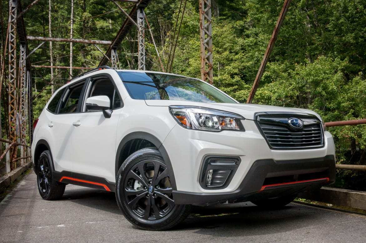 43 The Best 2019 Subaru Forester Design Pricing