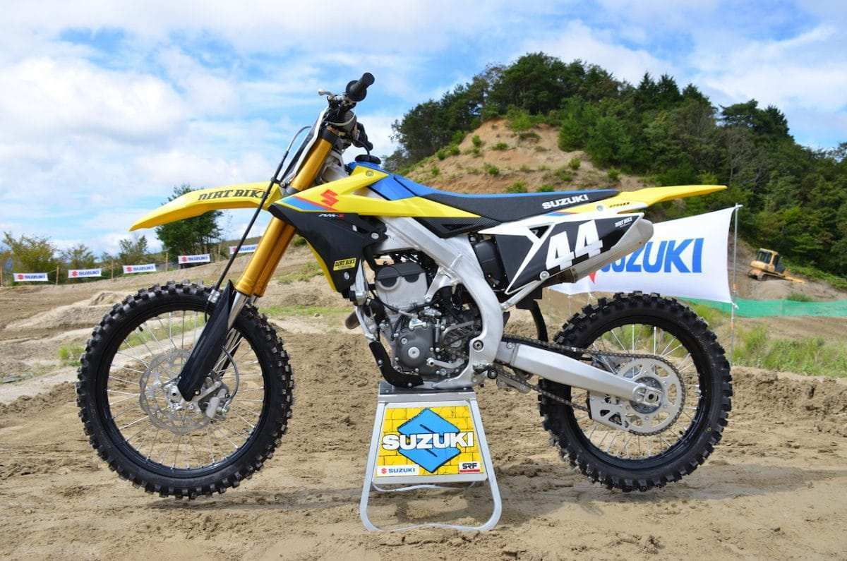 43 The Best 2019 Suzuki Rmz Speed Test