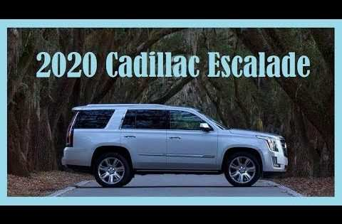 43 The Best 2020 Cadillac Escalade Youtube Photos
