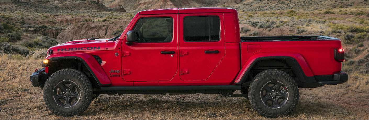 43 The Best 2020 Jeep Gladiator Color Options New Concept