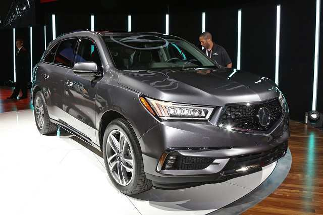 43 The Best New Acura Mdx 2020 Redesign And Review