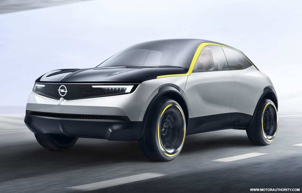 43 The Best Opel Gt X 2020 Price Design And Review