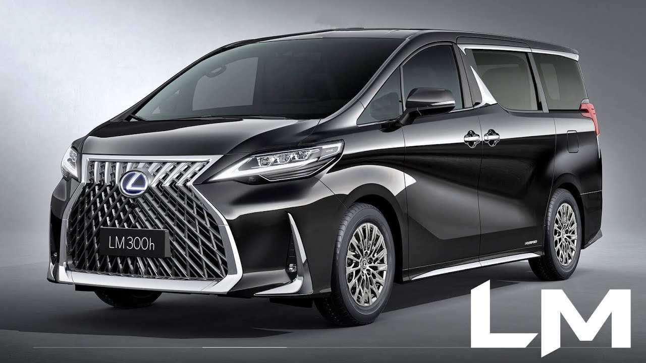 43 The Lexus Mpv 2020 Specs