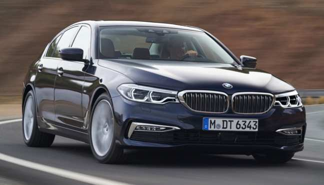 44 A 2019 Bmw 5 Series Diesel Performance And New Engine