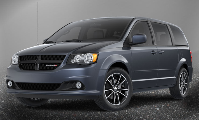 44 A Dodge Grand Caravan 2020 Performance And New Engine