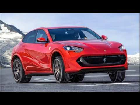 44 A Ferrari Suv 2020 Review And Release Date