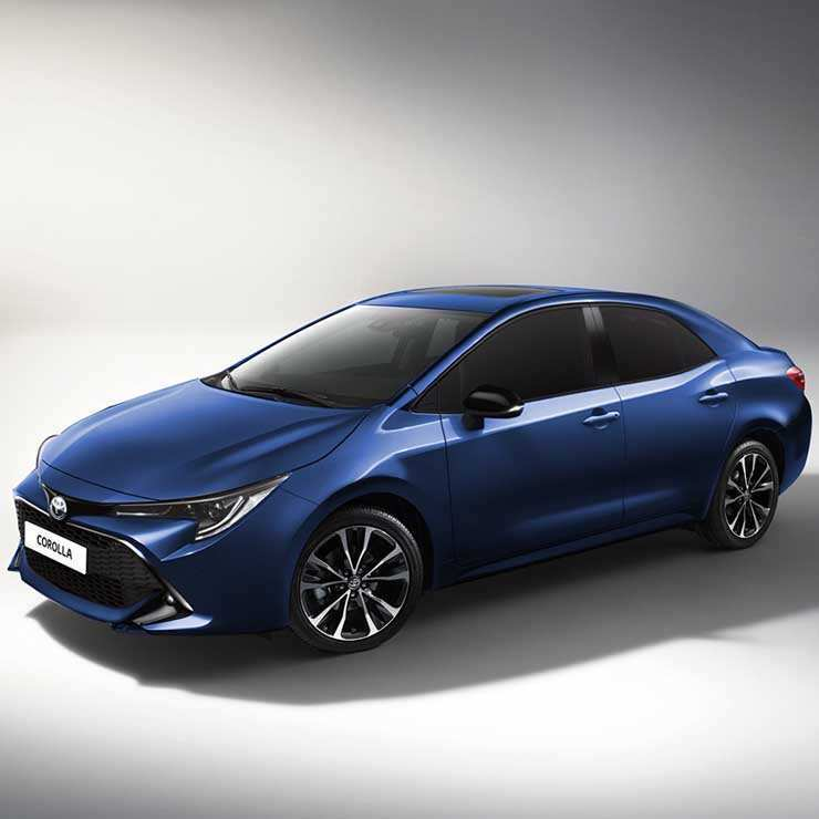 44 A Toyota Corolla 2020 Japan New Review