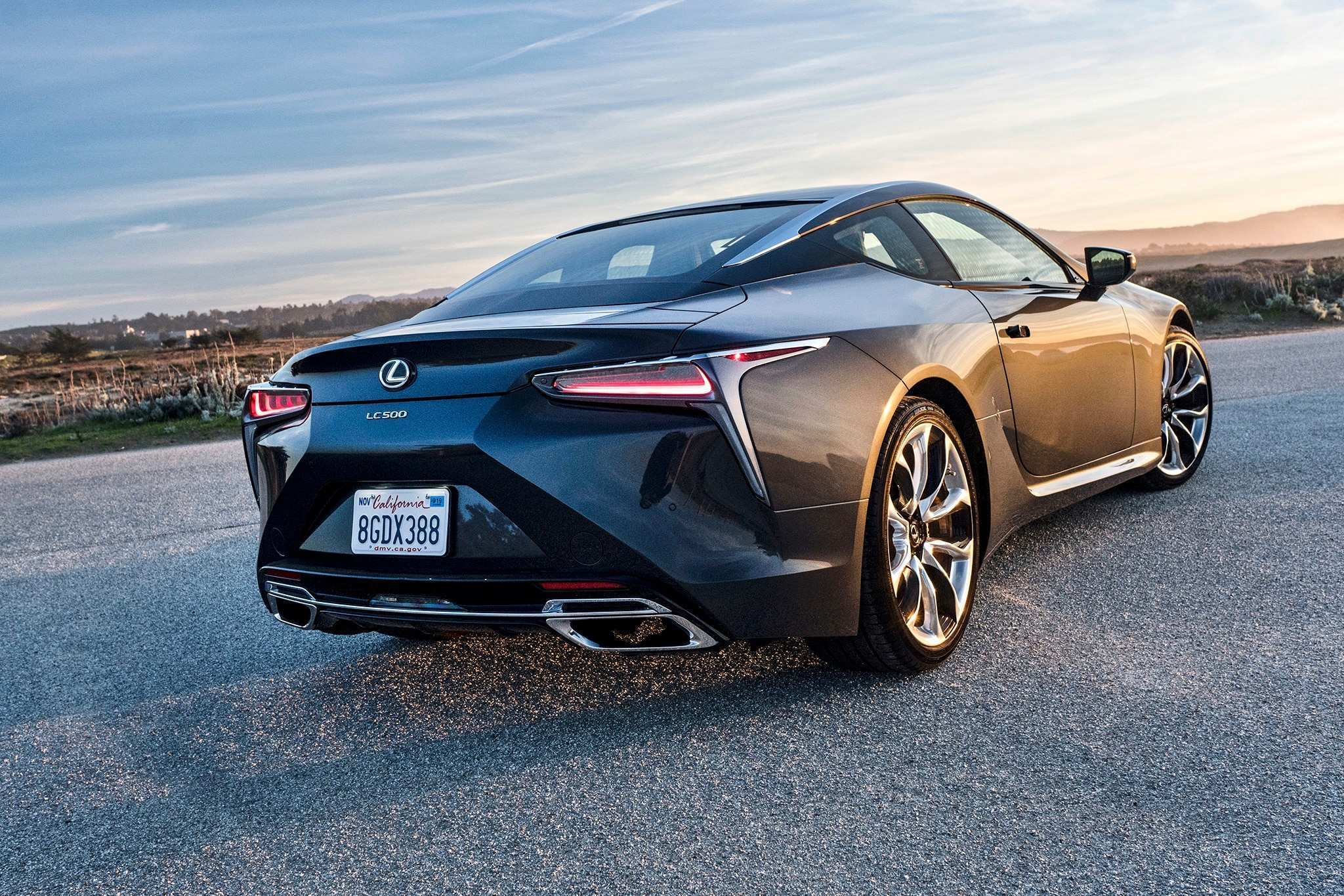 44 All New 2019 Lexus Lc F Research New