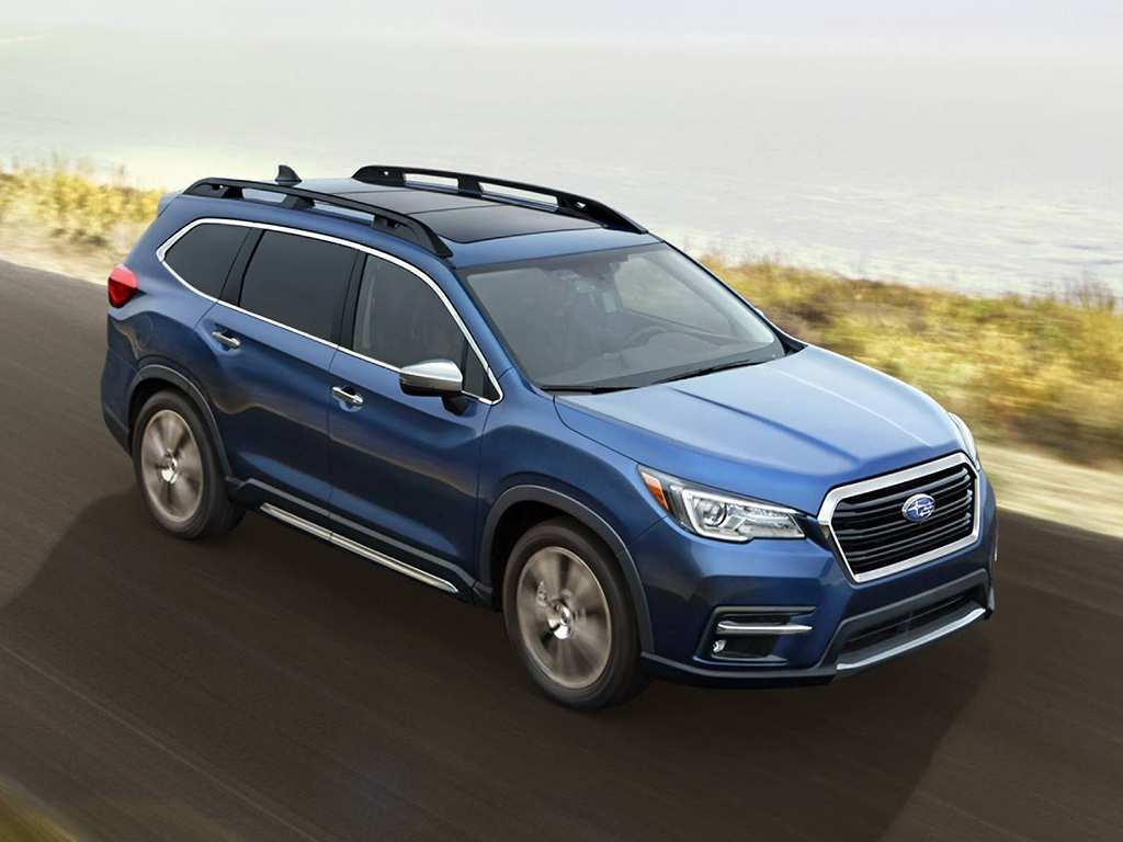 44 All New 2019 Subaru Ascent Debut Price And Review