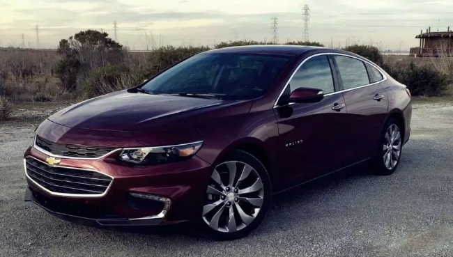 44 All New Chevrolet Malibu 2020 Photos