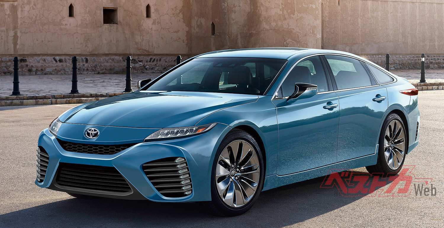 44 All New Toyota Mirai 2020 2 Photos