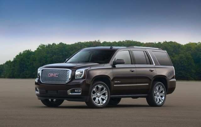 44 Best Chevrolet Yukon 2020 Exterior And Interior
