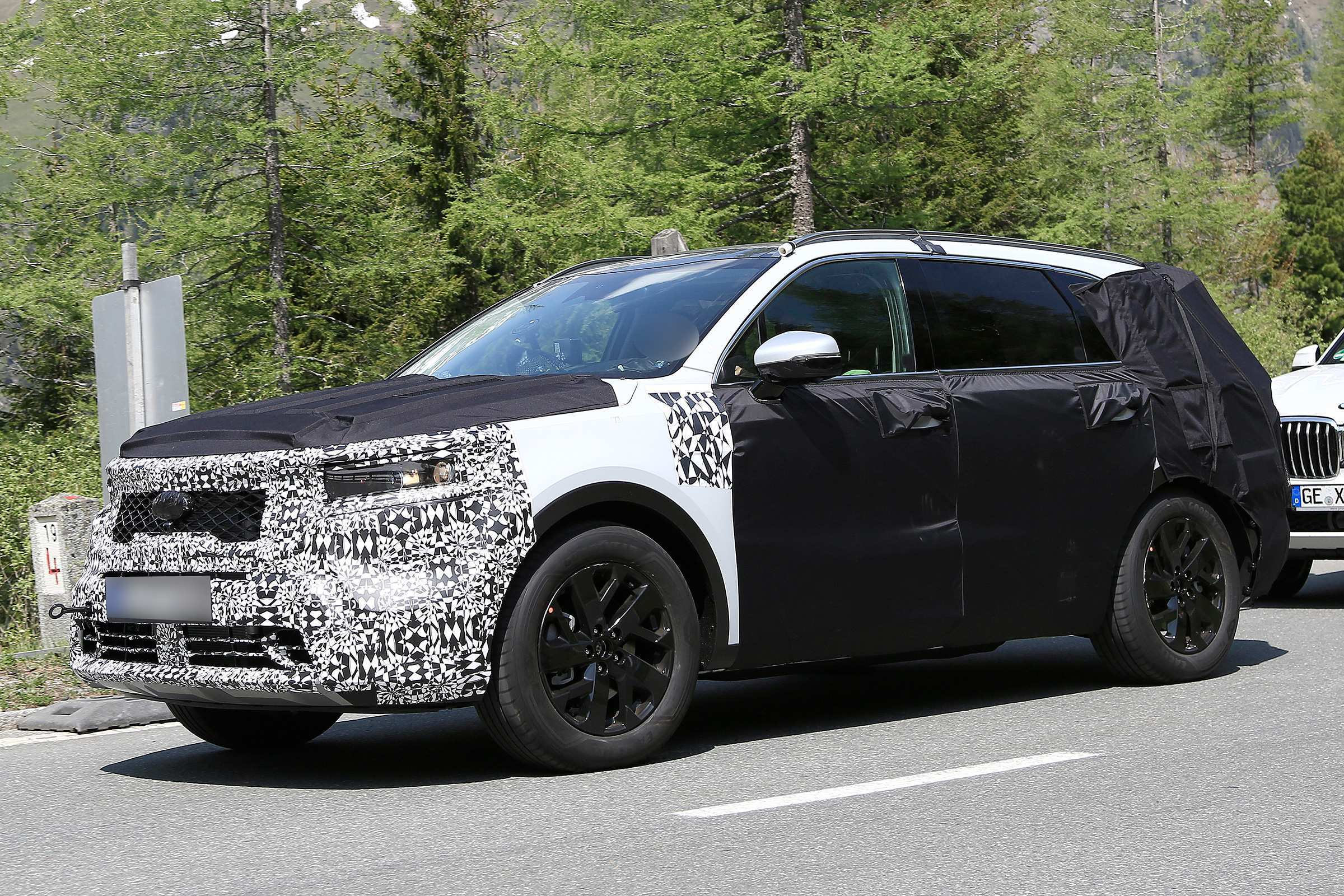 44 Best Kia Sorento 2020 Redesign Performance And New Engine