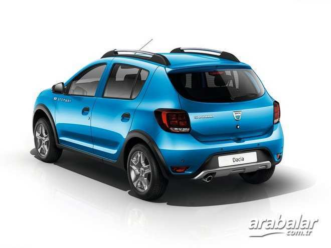 44 New 2019 Dacia Sandero Stepway Price Design And Review