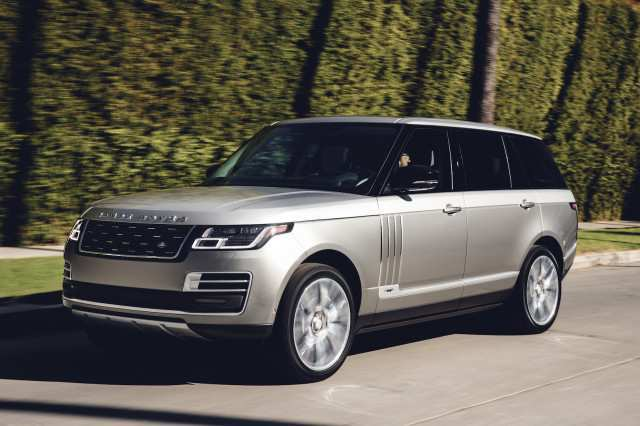 44 New 2019 Land Rover Photos