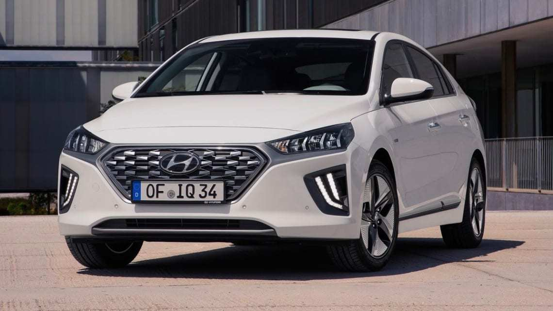 44 New 2020 Hyundai Ioniq First Drive