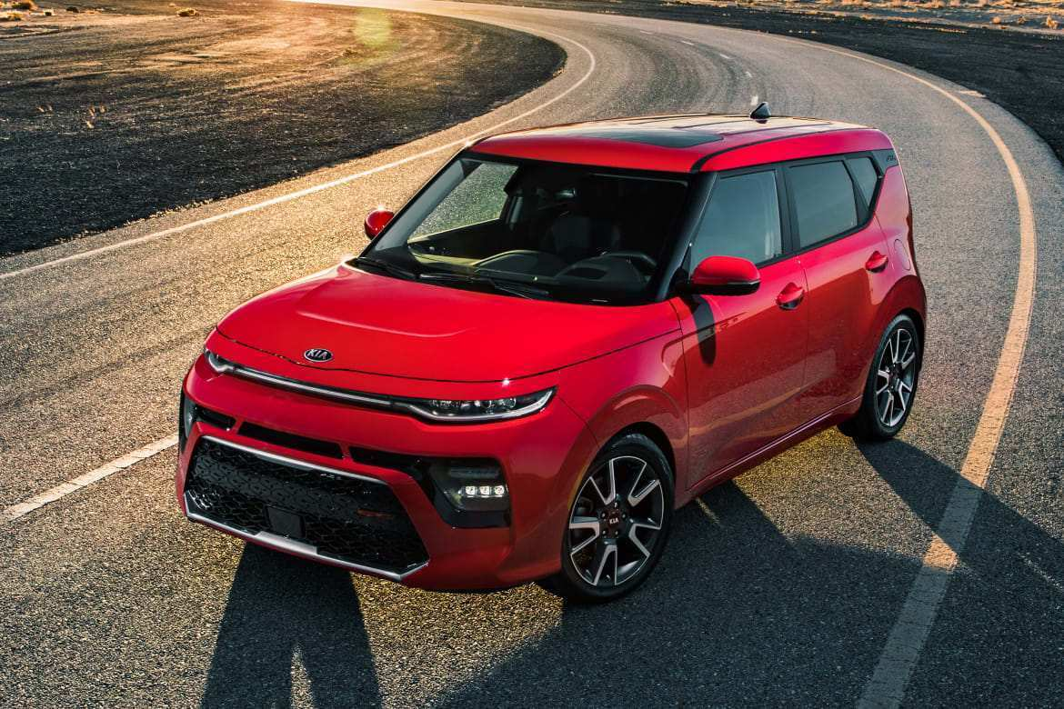 44 New 2020 Kia Soul Ev Availability Model