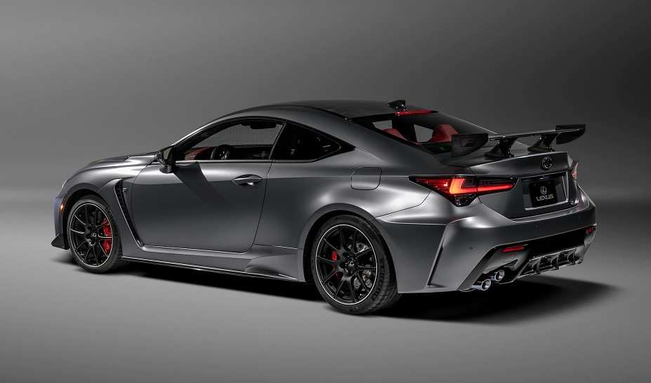 44 New 2020 Lexus Rc F Track Edition 0 60 Pricing