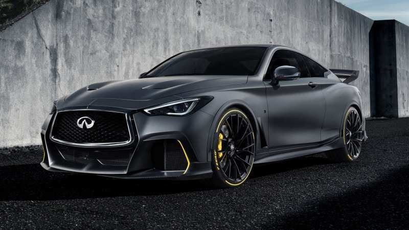 44 New Infiniti Q60 2020 Overview
